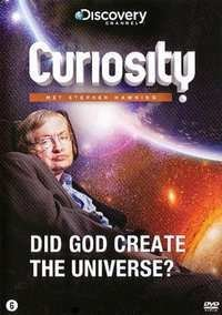 Curiosity with Stephen Hawking - Did god create the universe? (1 DVD)