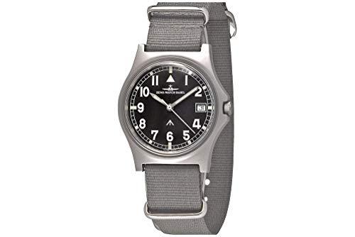 Zeno-Watch - Armbanduhr - Herren - PRS Medium Quartz (NATO) - PRS-10Q-a1