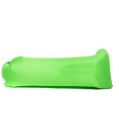 Aufblasbares Sofa tragbarer aufblasbarer Sitzsack mit integriertem Kissen, wasserdichtes aufblasbare couch Outdoor Sofa für Camping den Strand  zum Fischen von Dangshan auf Gartenmöbel von Du und Dein Garten