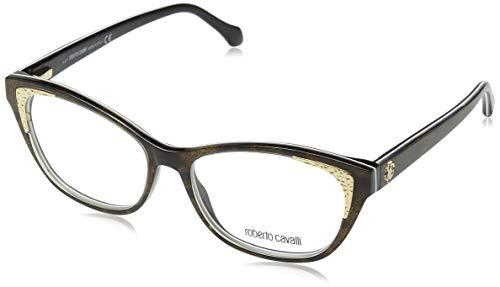 Roberto Cavalli Damen Optical Frame Rc5033 055 54 Brillengestelle, Braun,