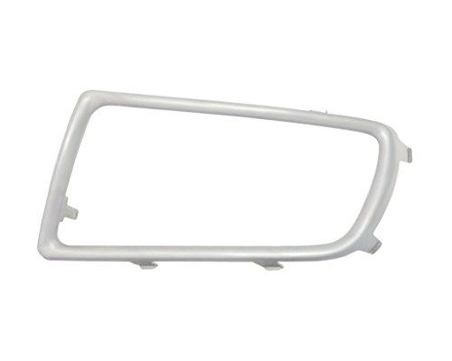 Stoßstange Rahmen Links Silber