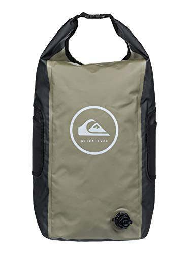 Quiksilver SEA STASH II Surf Backpack, Hombre, Thyme, 1SZ