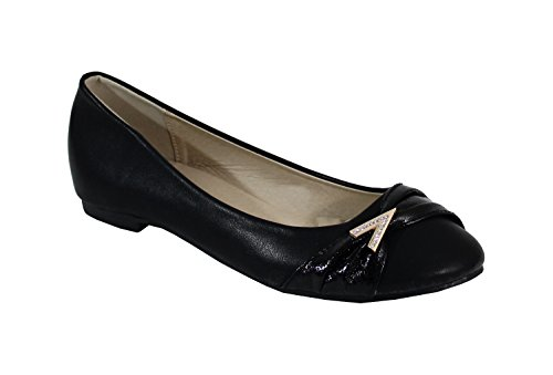 By Shoes - Ballerine Donna Noir