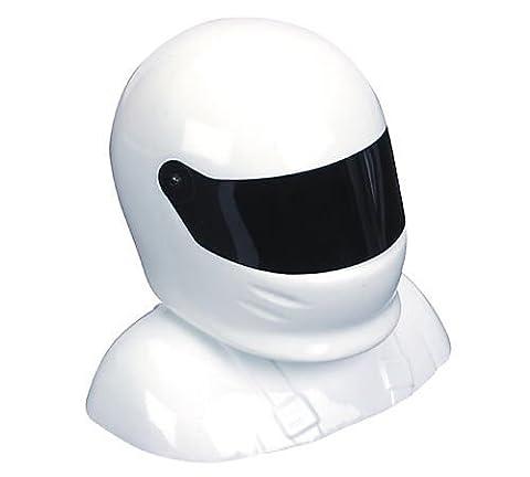 Hangar 9 35%-40% Painted Pilot Helmet White by Hangar 9
