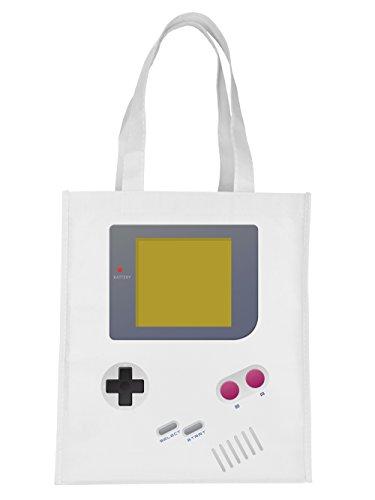 clothinx Einkaufstasche Handheld Weiß