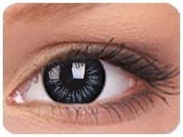 Lentillas de contacto coul J - ColourVUE Big Eyes Evening Gray - de auténticos ojos de muñeca