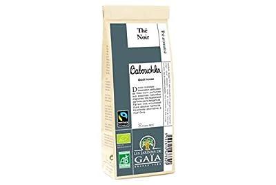 BABOUCHKA, Thé Noir, Sachet 100g