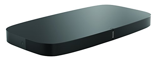 Sonos 2769662 Playbase - Base de sonido inalámbrica para TV Multiroom, color negro