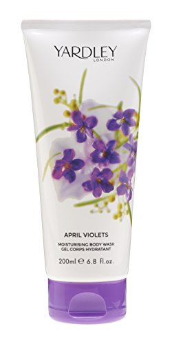 Yardley London aprile Viole Idratante Corpo Wash 200 ml