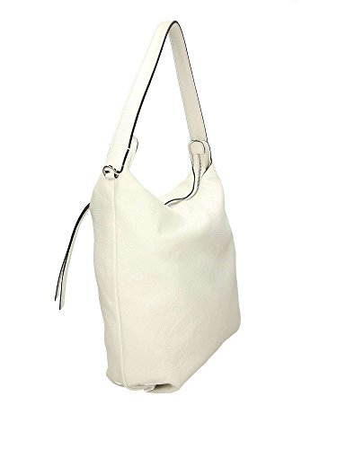 Coccinelle E1 BE5 130401 Shopping Donna Bianca