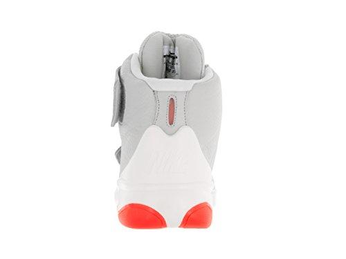 Nike Marxman, espadrilles de basket-ball homme Beige (Light Bone / Light Bone-Sail-Total Crimson)