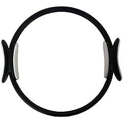 MAXOfit® Anilla de pilates, diámetro 37 cm por la formación dirigida del tronco, de brazos y de piernas, con bolsa, 65262