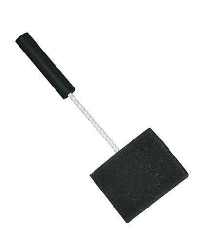 Haquoss Nano Cleaner Schwamm Schwarz für die Reinigung von Nano und kleine Aquarien