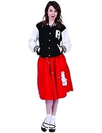 RG Costumes Women's Letterman Jacket