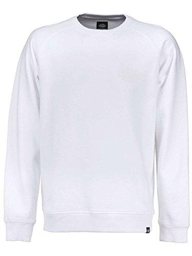 Dickies Herren Sweatshirt Briggsville Weiß (White Wh)