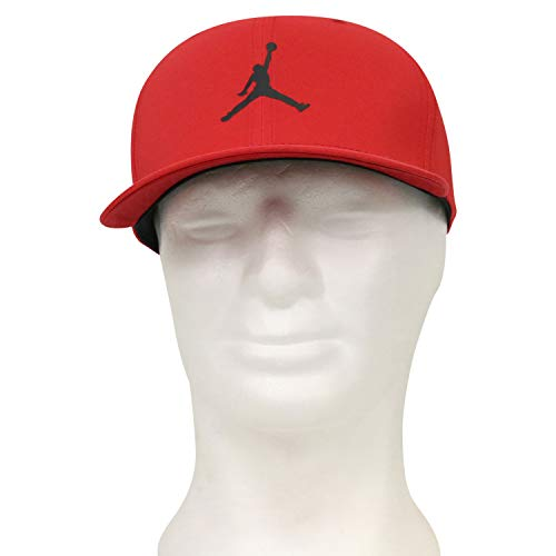 apback Hat, Gym red/Black, One Size ()