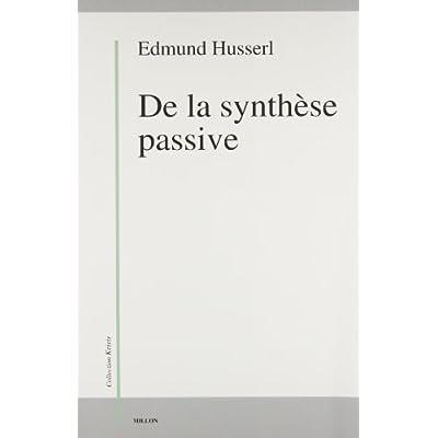 De La Synthese Passive Pdf Download Neojoseph