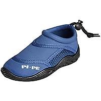 PI-PE para niño Active Aqua Shoes Junior Zapatos Azul Azul Talla:26