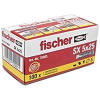 Fischer M74319 - Taco nylon fischer sx-5 Caja 100