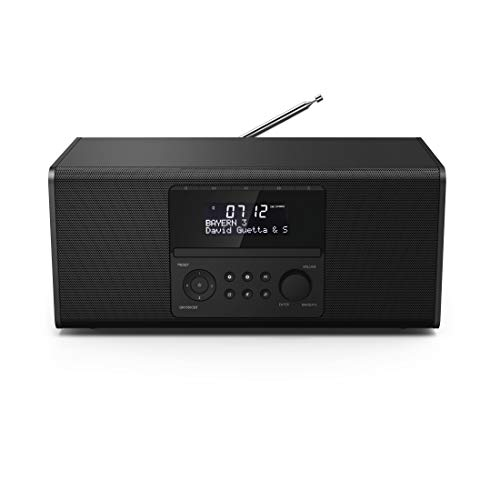 Hama DAB+ Radio mit CD-Player