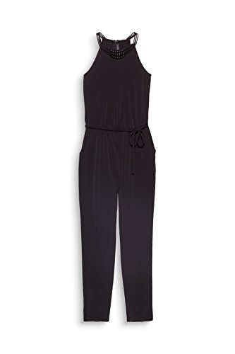 ESPRIT Collection Damen Jumpsuit 048EO1L001, Schwarz (Black 001), X-Large - 3