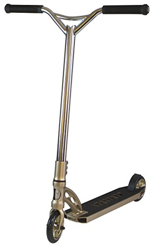 MADD Gear VX5 Extreme Scooter, 205-054, Bronze/Chrome, 4.5-Inch Deck (Deck-box Composite)