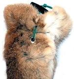 1/4lb Rabbit Dummy with throwing toggle - Gun Dog Puppy Training
