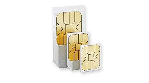 USA Kanada Mexiko Prepaid Daten SIM-Karte Mit 1 GB Für 30 Tage - 3G & 4G / LTE Fähig - Micro-sim-karte Kanada