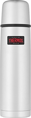thermos-4019205075-isolierflasche-light-and-compact-075-liter-edelstahl-mattiert