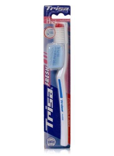 Trisa Fresh Hard Manual Tooth Brush