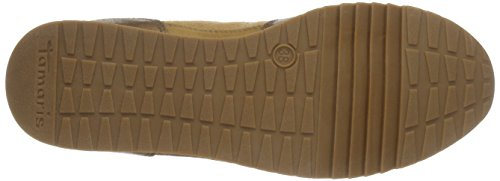Tamaris 23602, Baskets Basses Femme Marron (Muscat Comb 354)