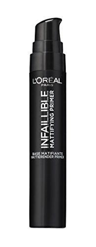 L'Oréal Paris Skin Primer Infaillible Mattifying Make Up Grundierung, 1er Pack (1 x 20 ml)