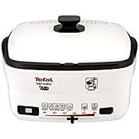 Tefal FR4900 Solo 1600W Color blanco - Freidora (1,3 kg, 2 L