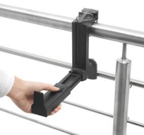 blumenkastenhalterung blumenkasten halterung blumenkastenhalter balkon halter ebay. Black Bedroom Furniture Sets. Home Design Ideas