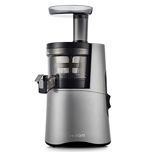 Hurom H-AA - Estrattore di Succo, 500ml, 150W, Grigio