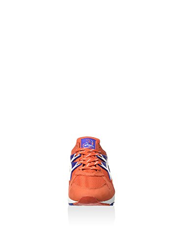Asics - A collo basso uomo Arancione (Orange/White)