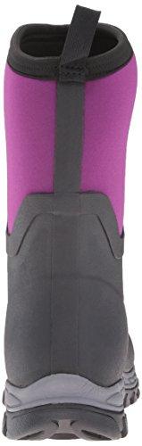 Purple II Muck Gummistiefel Damen Violett Mid Black Pholx Arctic Boots Sport zzAqI