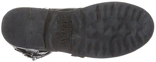 Replay Noies, Bottes et bottines non doublées femme Noir - Schwarz (Black 3)