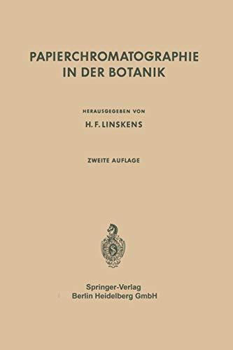 Forschung Aminosäure (Papierchromatographie in der Botanik)