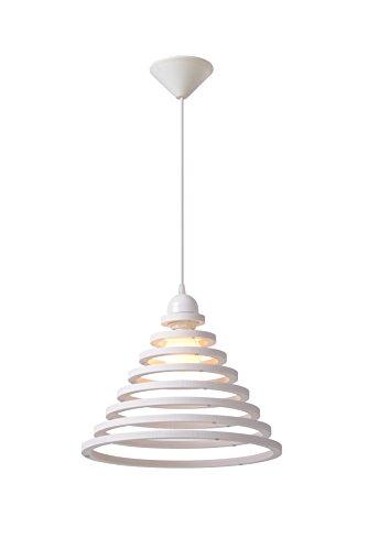 Lucide TORA - Suspension - Ø 35 cm - Blanc