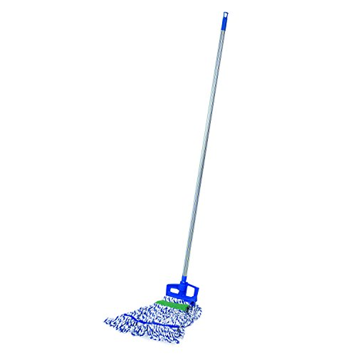 Cello Kleeno Plastic Clip and Fit Looped Mop (Blue)