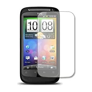 6 x Matte Screen Protectors for HTC Desire S - Anti-Glare, Anti-Scratch Films, Retail Package