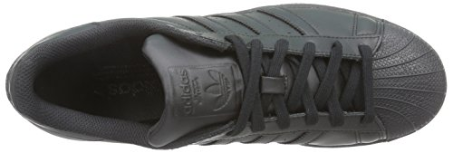 adidas Superstar Foundation, Herren Sneakers, Schwarz - 7