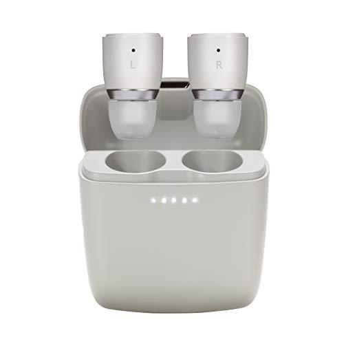 Melomania1 True Wireless In-Ear-Kopfhörer, 45Stunden Akkulaufzeit, aptX AAC Bluetooth 5.0, optimierte Graphen-Treiber, wasserfest nach Kennziffer IPX5, Stereo-Anrufe (Stein) Audio-treiber