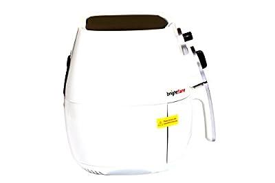 Brightflame AK0072 Healthy 3.2-Litre Air Fryer (White)