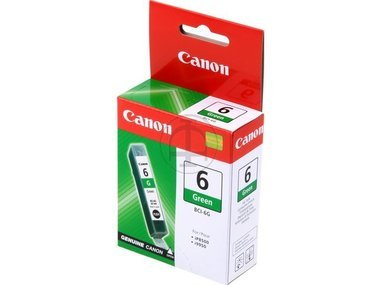 Canon Pixma IP 8500 (BCI-6 G / 9473 A 002) - original - Tintenpatrone grün - 390 Seiten - 13ml -