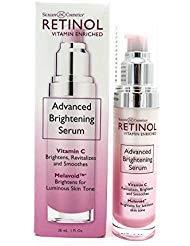 Retinol Advanced Brightening Serum - Das Original Retinol für Evener Hautton und hellere...