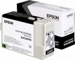 Epson C33S020490 - Cartucho de tinta para TM-C 3400/4300, Negro