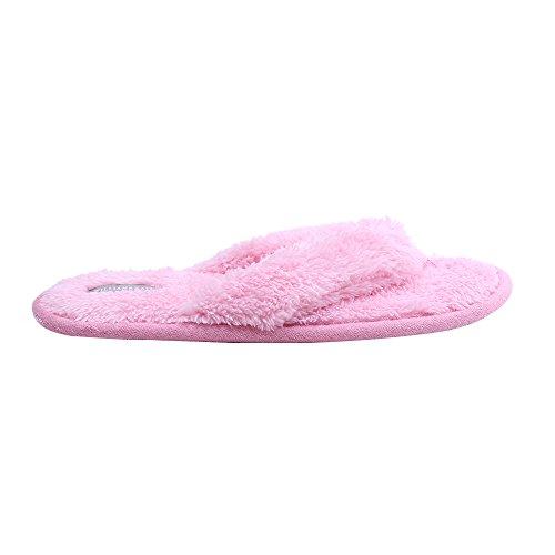Pantofole Donna In Pile Corallo Primavera Estate Autunno Inverno Pantofole Calde Infradito Comodissime Belle Pantofole Di Permeabilità Allaria William E Kate Rosa