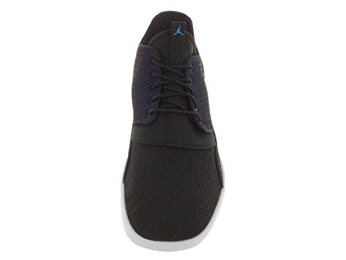 Nike Jordan Eclipse - Scarpe da Ginnastica Basse Uomo Schwarz / Blau / Weiß (Schwarzes / Bl LGN-Pr-brght Pltnm AZNG)